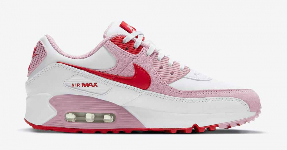 Nike Air Max 90 Valentines Day DD8029-100