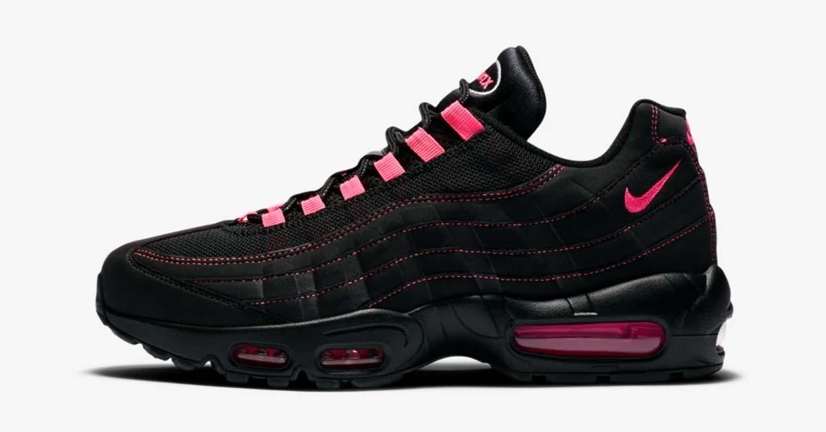 Nike Air Max 95 Pink Blast CU1930-066