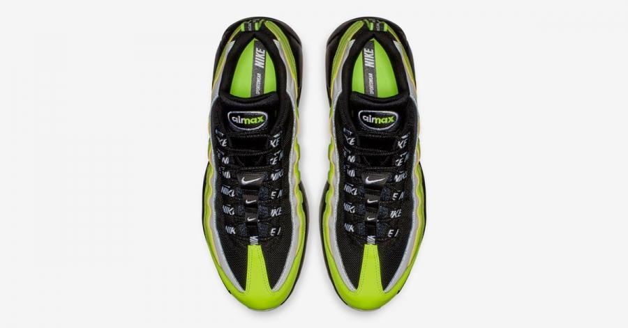 Nike Air Max 95 Premium Volt Glow 538416-701