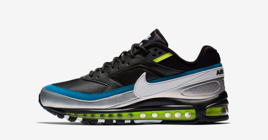 Nike Air Max 97 BW Sort Blå AO2406-003