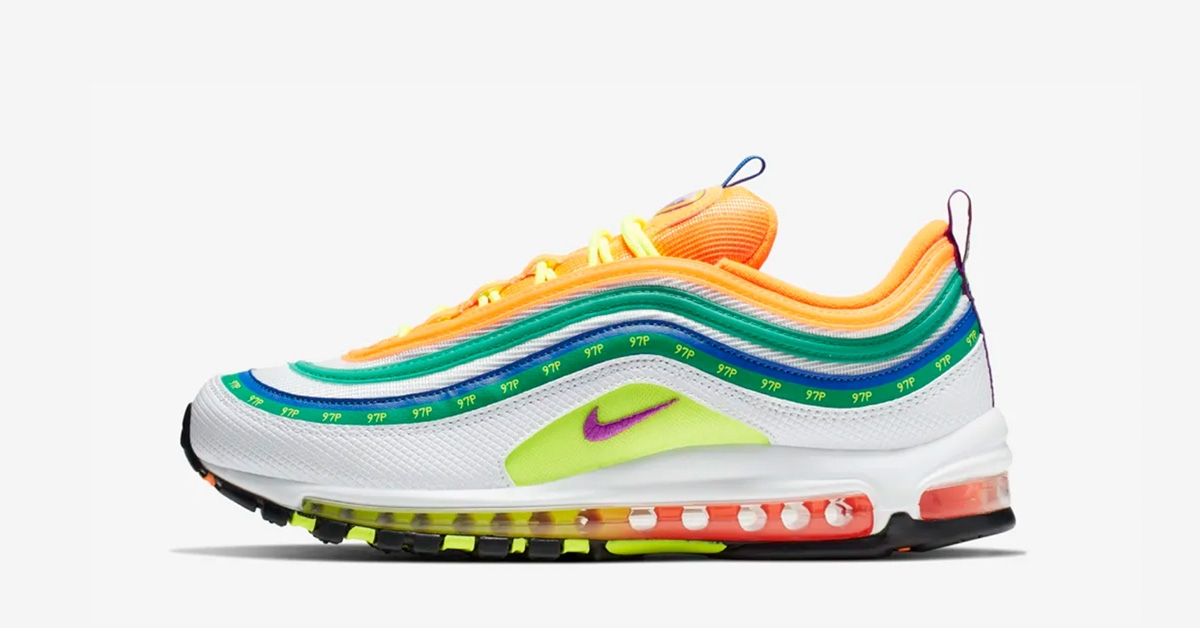 Nike Air Max 97 On-Air London