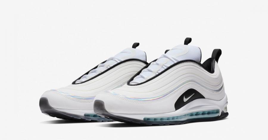 Nike Air Max 97 Ultra White Black