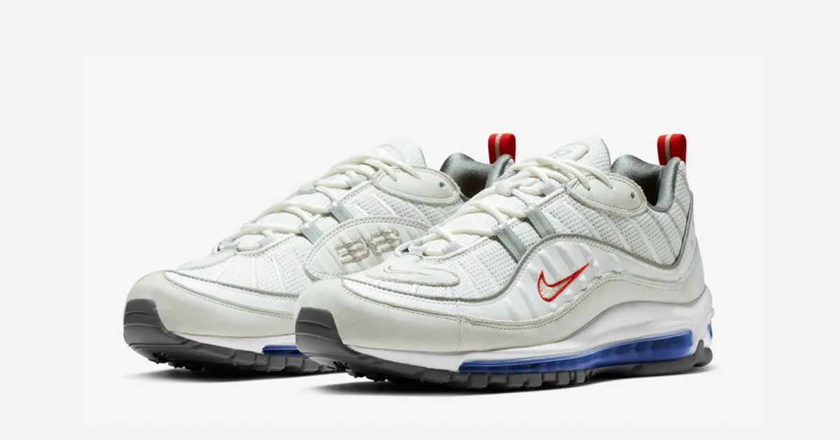 Disco Implacable Levántate  Nike Air Max 98 Future - Cool Sneakers
