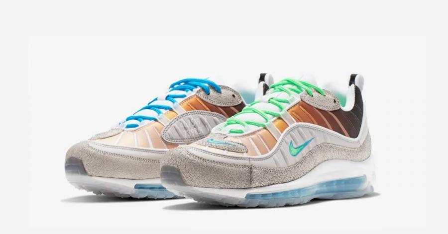 Nike Air Max 98 On-Air NYC