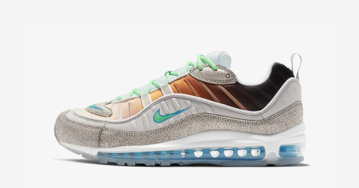 Nike Air Max 98 On-Air NYC