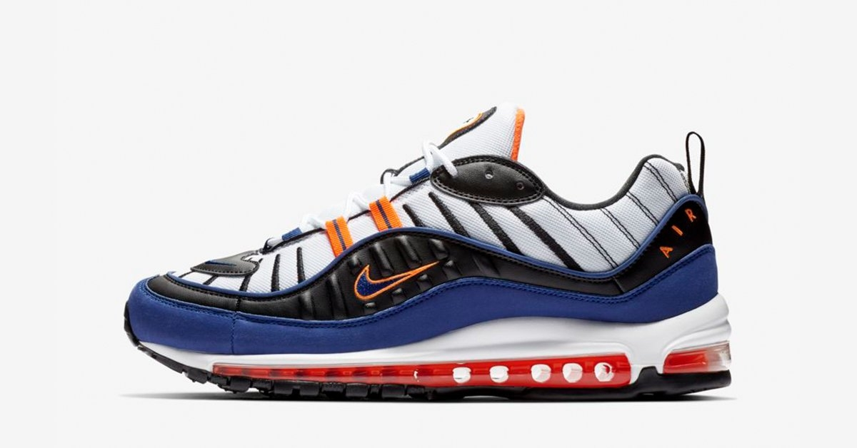 Nike Air Max 98 Pixel Royal Blue