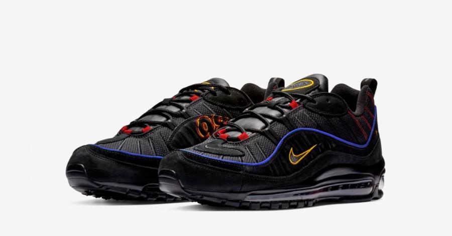 Nike Air Max 98 Present CD1537-001