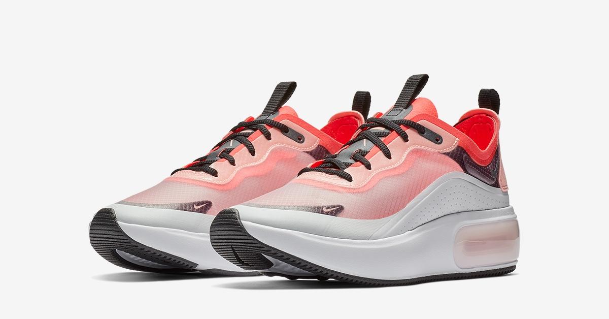 Nike Air Max Dia Pink til Kvinder AV4146-100
