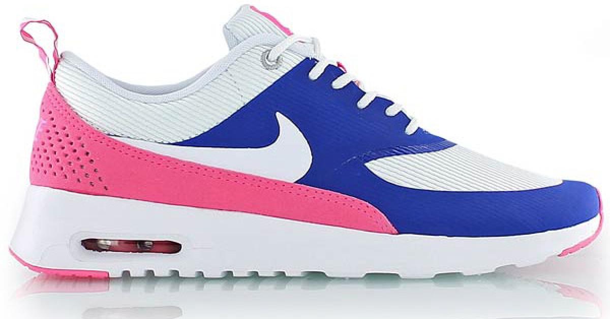 2 fede modeller af Nike Air Max Thea Cool Sneakers