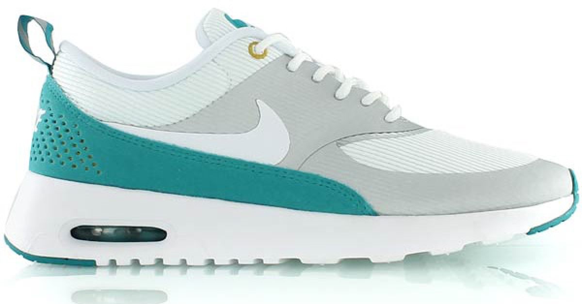 2 fede modeller af Nike Air Max Thea Cool Sneakers
