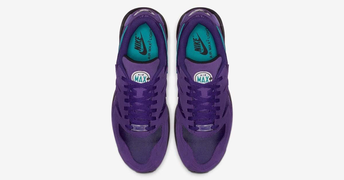 Nike Air Max2 Light Lilla AO1741-500