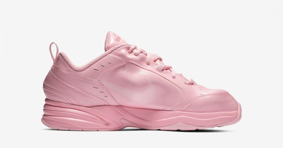Nike Air Monarch 4 Pink Martine Rose