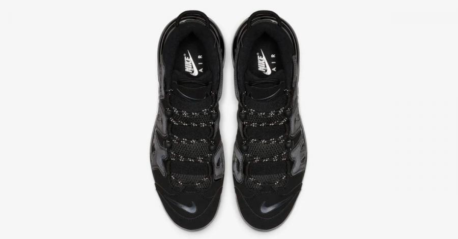 Nike Air More Uptempo 720 Triple Black
