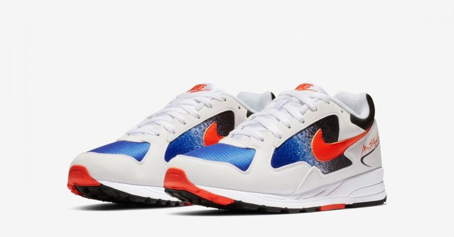 Nike Air Skylon 2 hvid blå rød AO1551-108