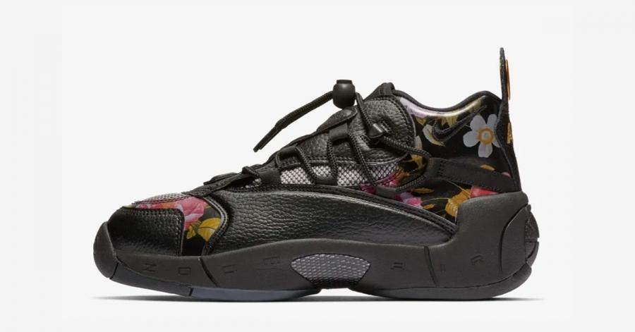 Nike Air Swoopes 2 Floral til Kvinder