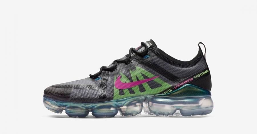 Nike Air Vapormax 2019 Sort Pink AT6810-001