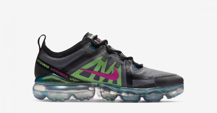 Nike Air Vapormax 2019 Sort Pink AT6810-001