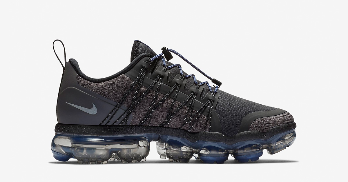 bf74237cc66 Nike Air VaporMax Run Utility Sort til Kvinder - Cool Sneakers