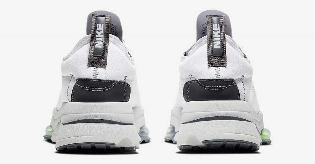 Nike Air Zoom Type Hvid CJ2033-100