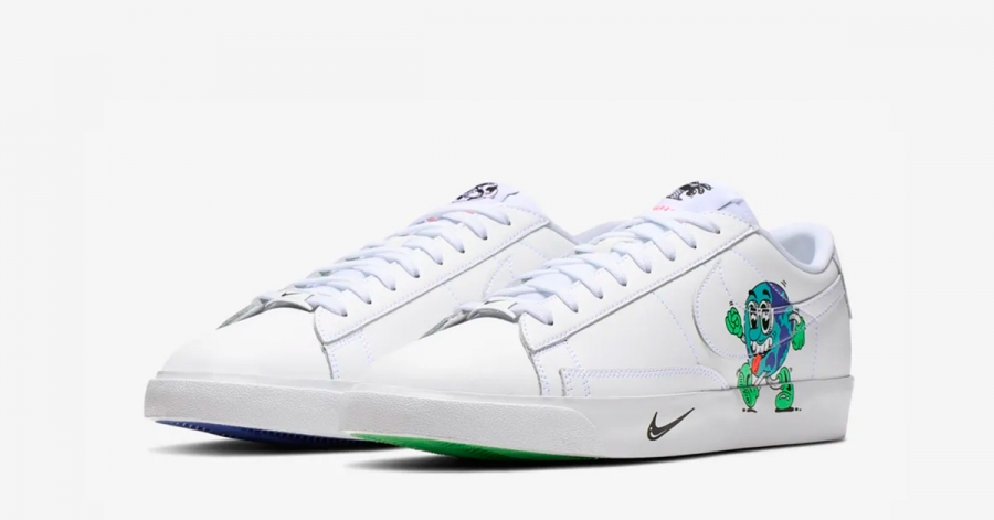 Nike Blazer Low Earth Day