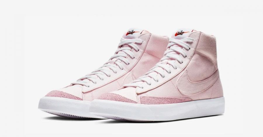 Nike Blazer Mid 77 Pink Foam