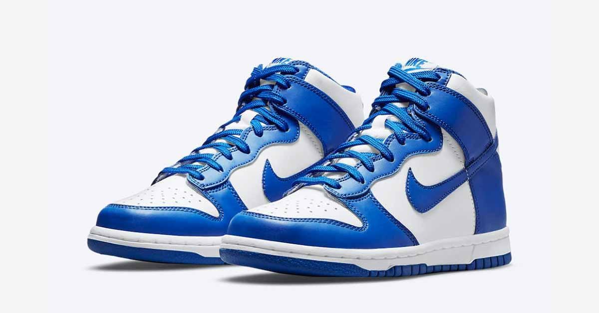 Nike Dunk High Game Royal DD1399-102