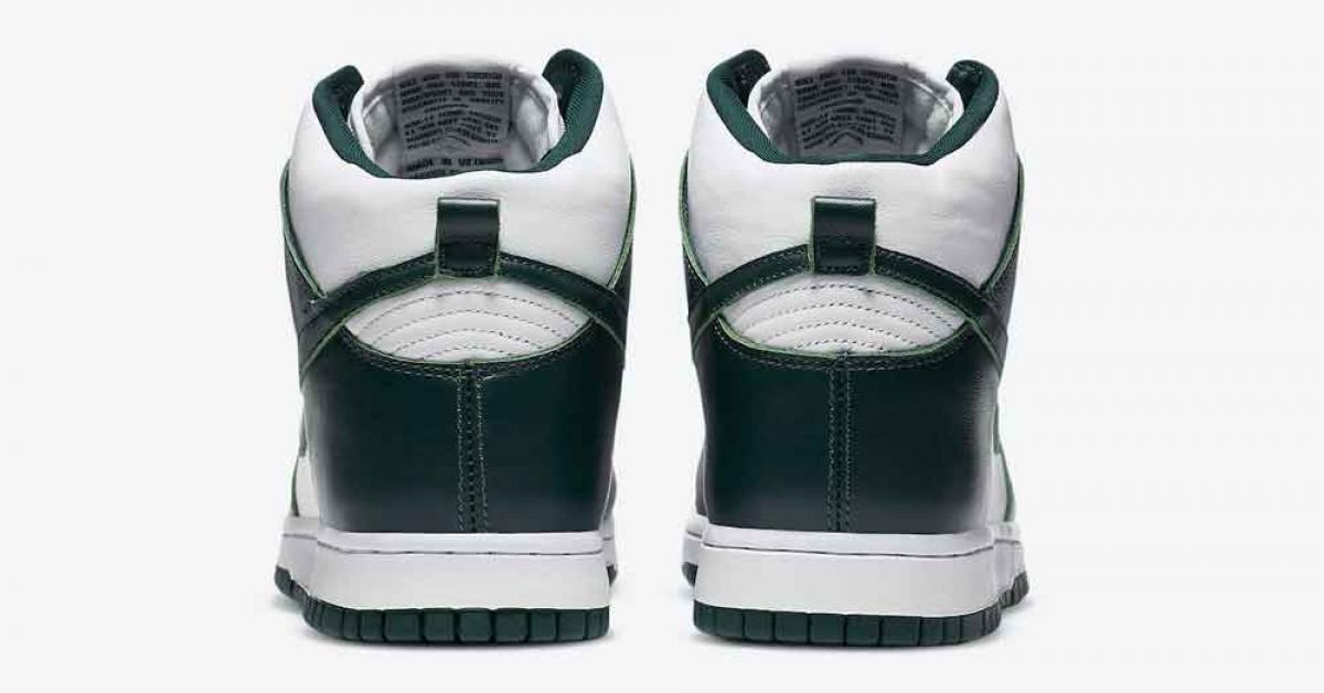 Nike Dunk High Pro Green CZ8149-100