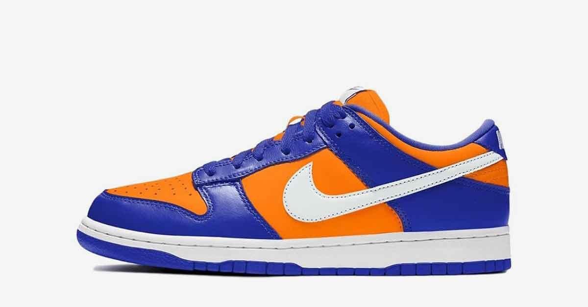 Nike Dunk Low Champ Colors CU1727-800