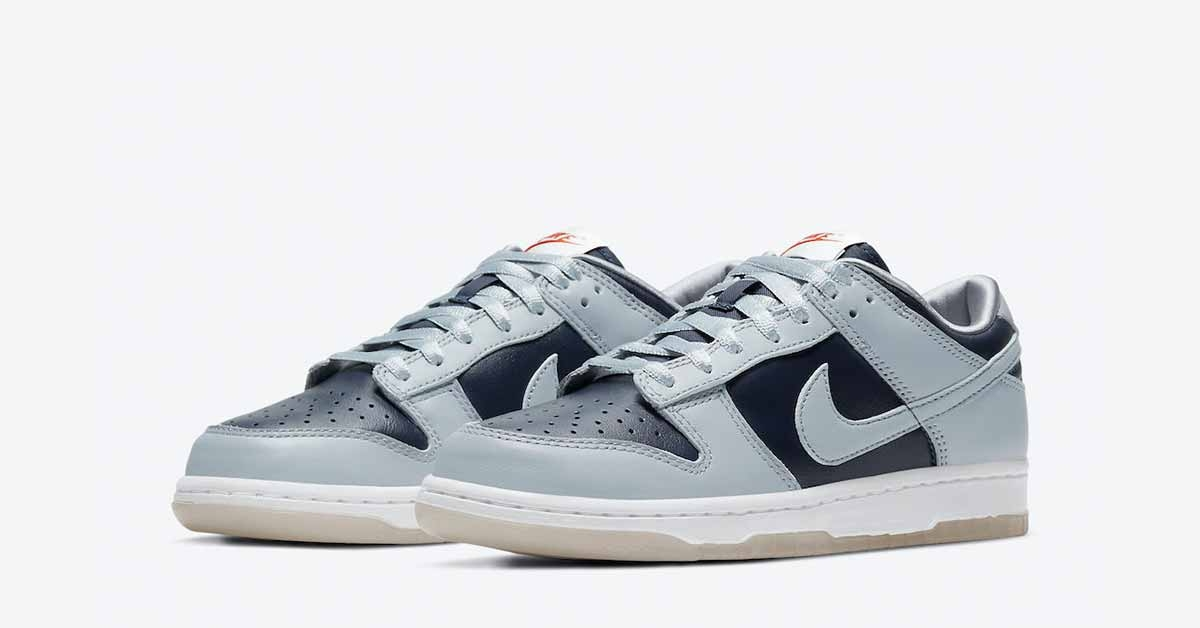 Nike Dunk Low College Navy DD1768-400