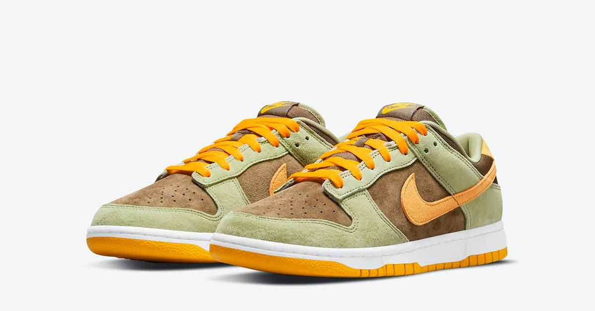 Nike Dunk Low Dusty Olive DH5360-300