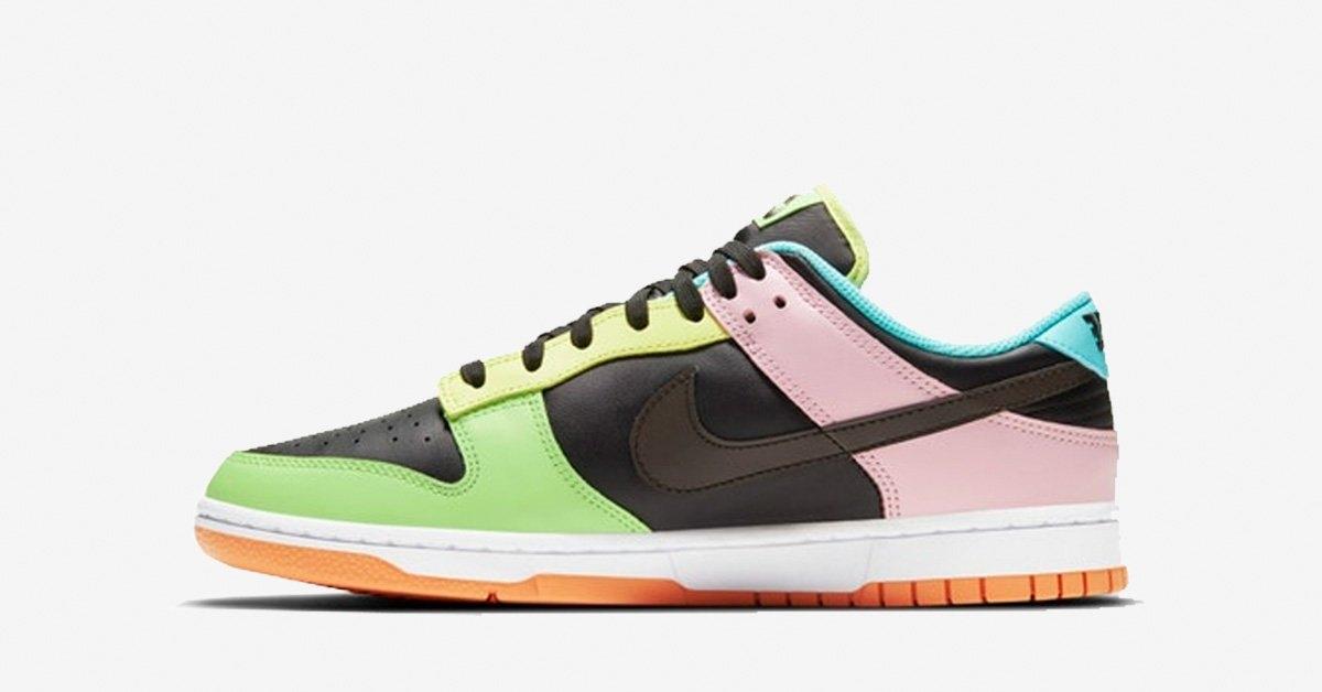 Nike Dunk Low Free 99 Black DH0952-001