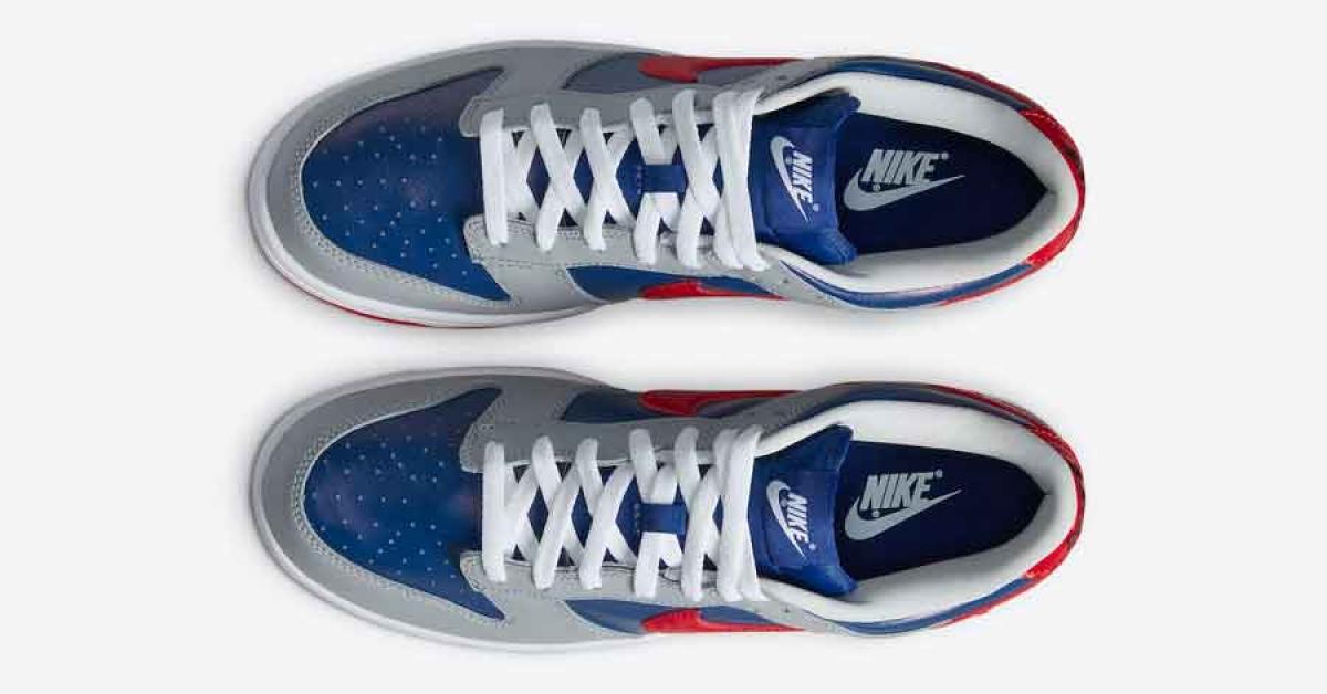 Nike Dunk Low Samba CZ2667-400