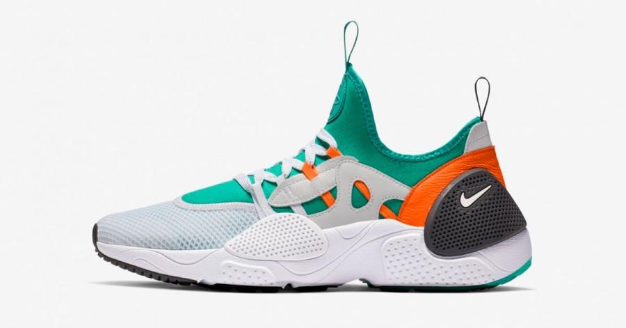 Nike Huarache E.D.G.E. Hvid Orange