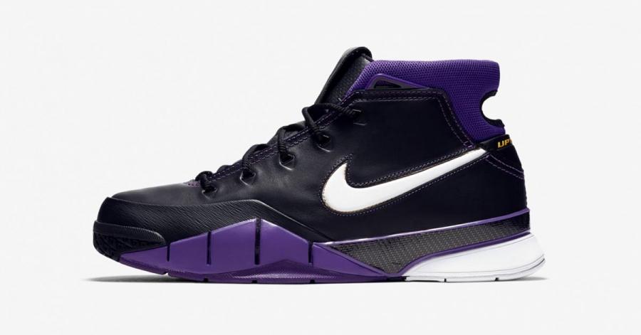 Nike Kobe 1 Protro Black Out AQ2728-004 0