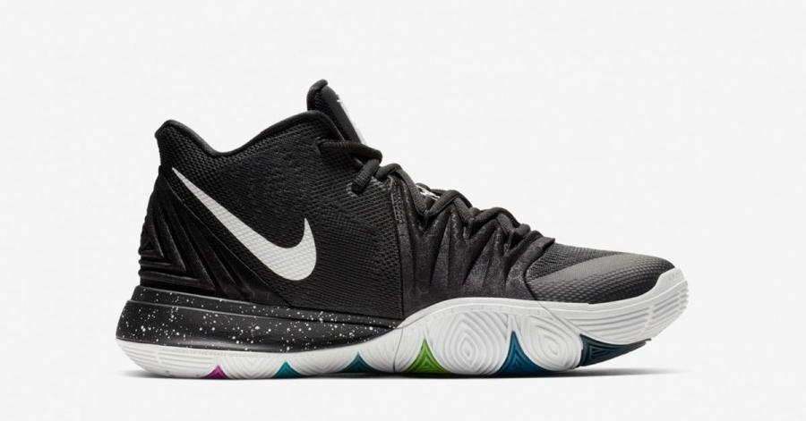 Nike Kyrie 5 Black Magic AO2919-901 0