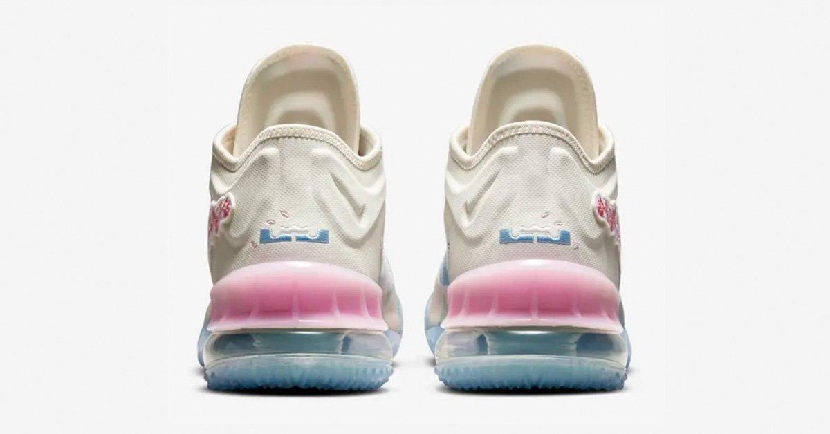 Nike-LeBron-18-Low-Cherry-Blossom-CV7562-101-02