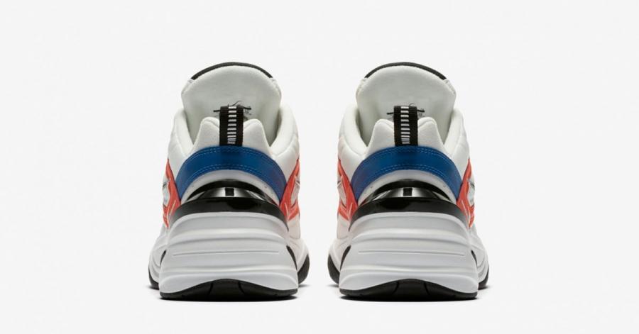 Nike Summit Cool Tekno Team Orange M2k White Sneakers ZkXiuOP