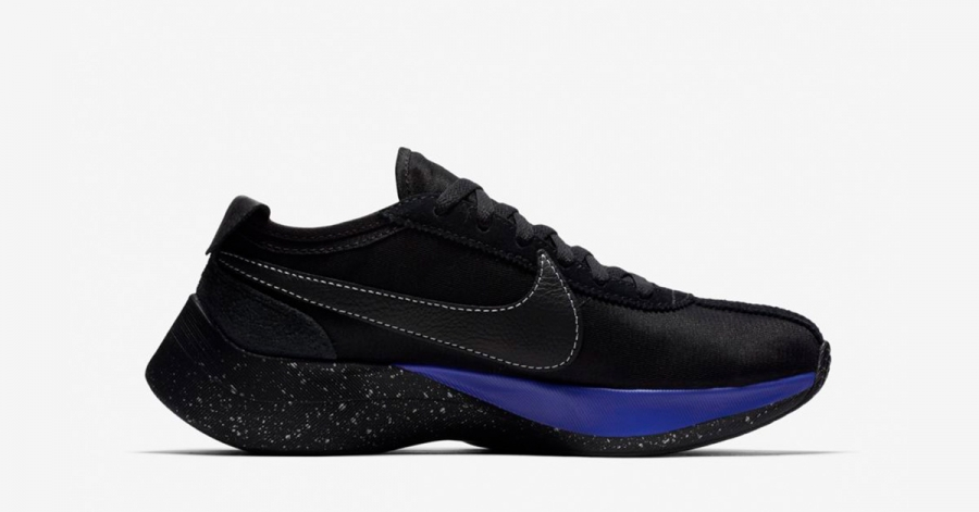 Nike Moon Racer Black White Racer Blue BV7779-001