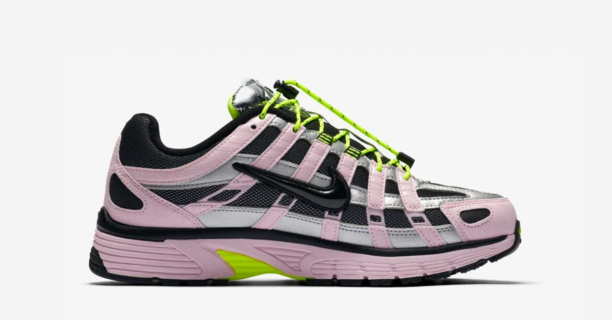 Nike Sportswear Naked x Nike P-6000 CI7698 700   Volt