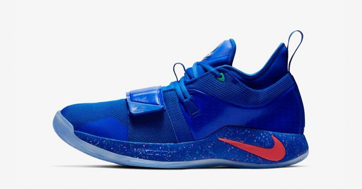 Nike PG 2.5 Playstation Royal Blue