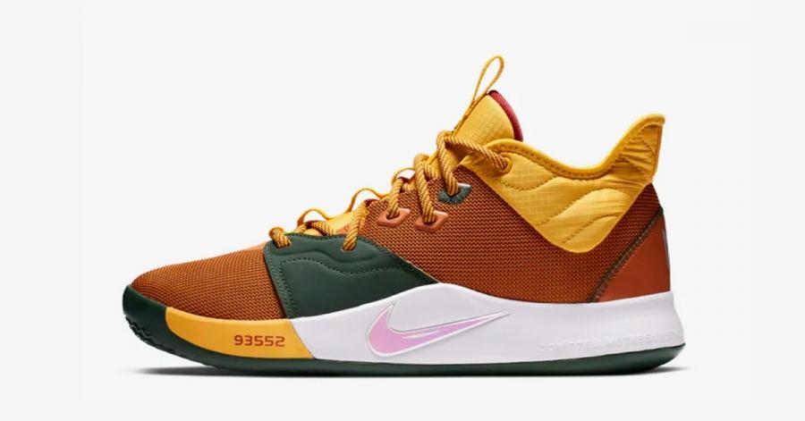 Nike PG3 ACG Multicolor