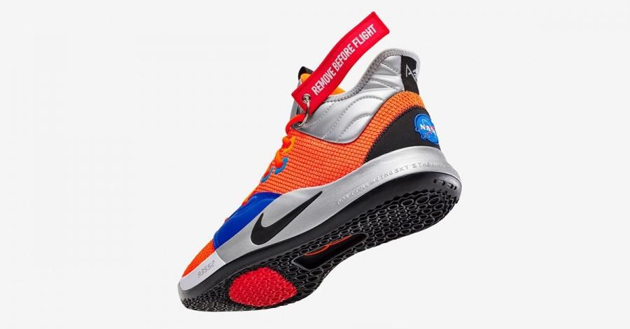 Nike PG3 Nasa Total Orange CI2666-800
