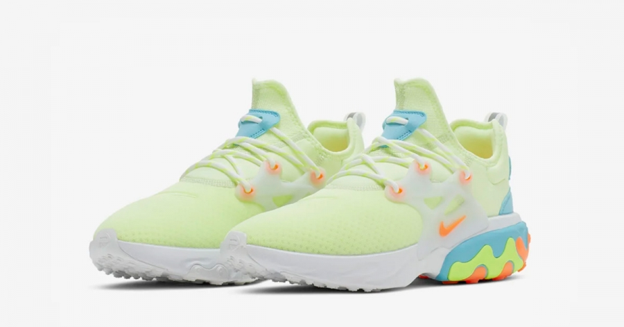 Nike React Presto Psychedelic Lava