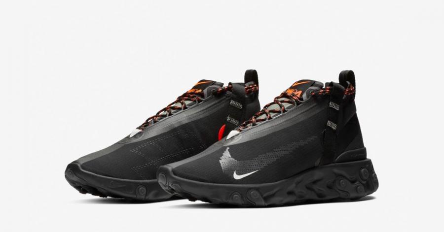 Nike React Runner Mid ISPA Sort