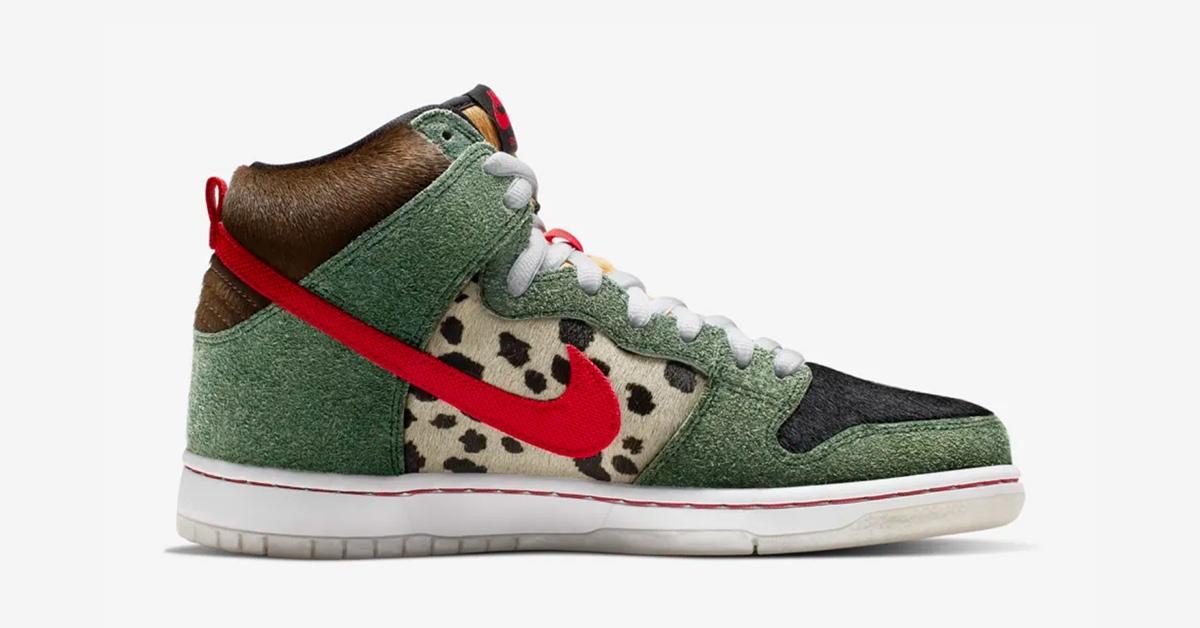 Nike SB Dunk High Walk The Dog