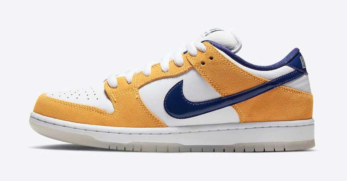 Nike SB Dunk Low Laser Orange BQ6817-800