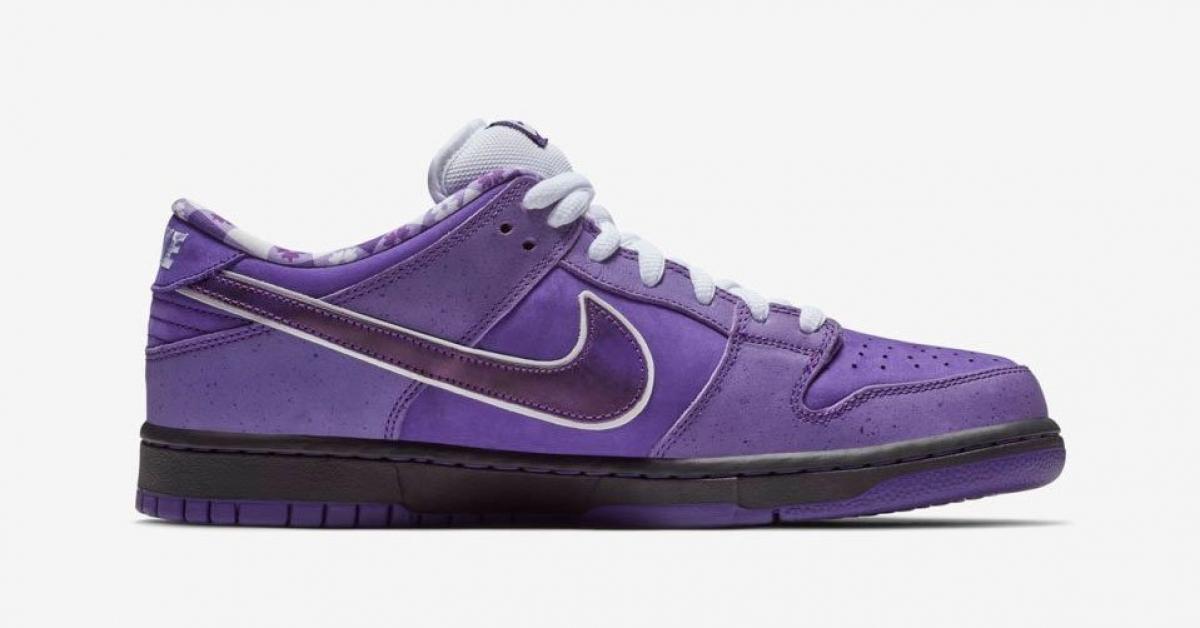 buy popular d1875 8dca2 ... promo code for nike sb dunk low pro purple lobster bv1310 555 d2794  a486d