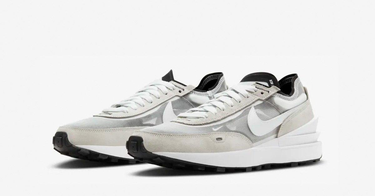 Nike Waffle One Summit White DA7995-100