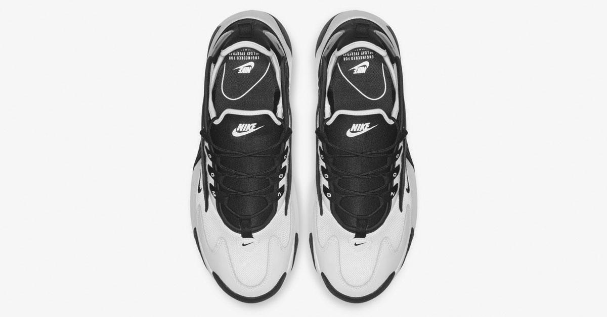 Nike Zoom 2K Hvid Sort AO0269-101
