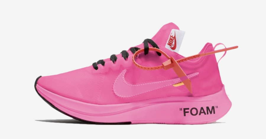 Off-White x Nike Zoom Fly SP Pink AJ4588-600